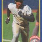 1990 Score 619 Bernie Williams RC
