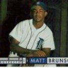 1994 Upper Deck #547 Matt Brunson RC