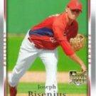 2007 Upper Deck 879 Joseph Bisenius RC
