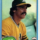 1981 Topps #461 Dave McKay RC