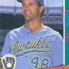 1991 Donruss 590 Tom Edens RC
