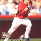 2008 Upper Deck #317 Ryan Hanigan RC