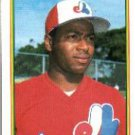 1990 Bowman 108 Mel Rojas RC