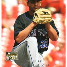 2008 Upper Deck #312 Willie Collazo RC