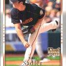 2007 Upper Deck 38 Billy Sadler (RC)
