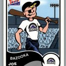 2003 Bazooka #7RC Bazooka Joe Rockies