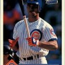 1993 Donruss #539 Fernando Ramsey RC
