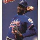 1992 Donruss Rookies 57 Jonathan Hurst RC