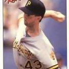 1992 Donruss Rookies 120 Paul Wagner RC