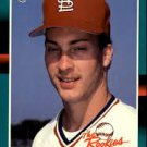 1988 Donruss Rookies 50 Cris Carpenter XRC
