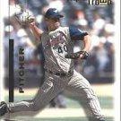 2001 Fleer Triple Crown #154 Troy Percival