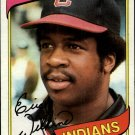 1980 Topps 511 Eric Wilkins RC