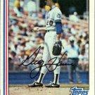 1982 Topps 783 Greg Harris RC