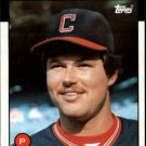 1986 Topps 303 Curt Wardle RC