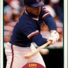 1989 Score Rookie Traded 84T Joe Girardi RC