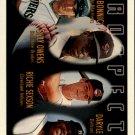 1996 Topps 425 D.Ward RC/R.Sexson