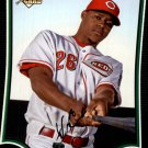 2009 Bowman Draft BDP6 Wyatt Toregas RC