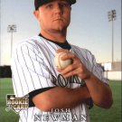 2008 Upper Deck First Edition 283 Josh Newman RC