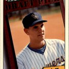 1994 Topps 759 Jeff D'Amico RC