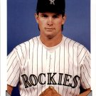 1993 Topps 738 Lance Painter RC