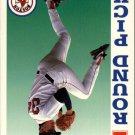 1992 Score 809 Aaron Sele RC