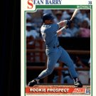 1991 Score 764 Sean Berry UER RC