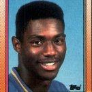1990 Topps 74 Jeff Jackson FDP RC