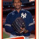 1990 Fleer Update 114 Alan Mills RC