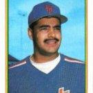 1990 Bowman 123 Julio Valera RC