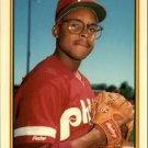 1990 Bowman 150 Chuck McElroy RC