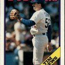 1988 Topps 57 Tim Crews RC