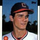 1986 Topps 567 Jeff Barkley RC