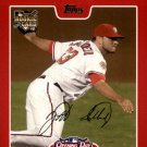 2008 Topps Opening Day 204 Jonathan Albaladejo RC RC