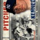 2008 SP Legendary Cuts 88 Ian Kennedy RC