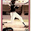 1981 Topps 195 Rich Murray RC
