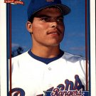 1991 Topps Traded 101T Ivan Rodriguez RC
