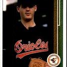 1989 Upper Deck 723 Gregg Olson RC