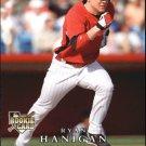 2008 Upper Deck First Edition 267 Ryan Hanigan RC