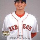 2008 Upper Deck First Edition 278 Luis Mendoza (RC)