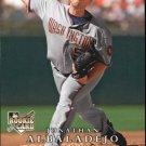 2008 Upper Deck First Edition 251 Jonathan Albaladejo RC