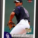 2007 Fleer 360 Juan Morillo (RC)