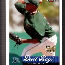 2007 Fleer 366 Juan Salas (RC)
