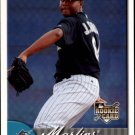 2007 Fleer 339 Jose Garcia RC