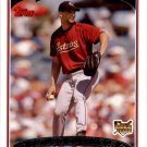 2006 Topps Update 163 Taylor Buchholz (RC)