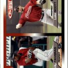 2005 Topps Total 713 W.Taveras L.Scott RC