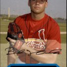 2004 Bowman 328 Blake Hawksworth FY RC