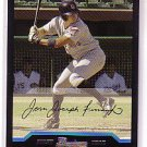 2004 Bowman 326 J.J. Furmaniak FY RC