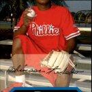 2004 Bowman 290 Rob Tejeda FY RC