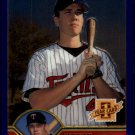 2003 Topps Chrome 215 Terry Tiffee FY RC