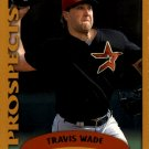 2002 Topps 320 Travis Wade PROS RC